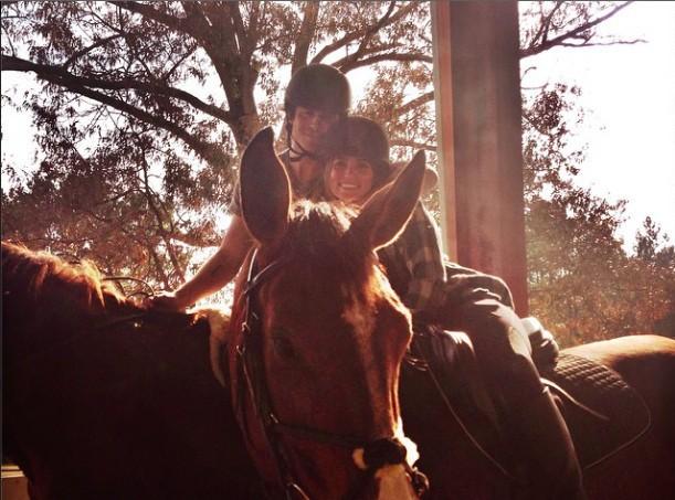Ian Somerhalder et Nikki Reed : c'est le big love à la campagne !