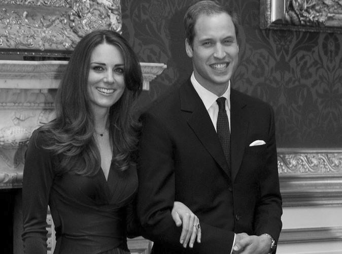 Il y a un an, jour pour jour…Kate Middleton et le Prince William choisissaient leur gâteau de mariage !