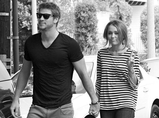 Il y a un an jour pour jour… Miley Cyrus se rabibochait avec Liam Hemsworth !
