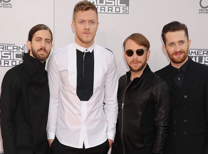"Imagine Dragons : un nouveau clip avant la sortie de leur nouvel album ""Smoke +Mirrors"" !"
