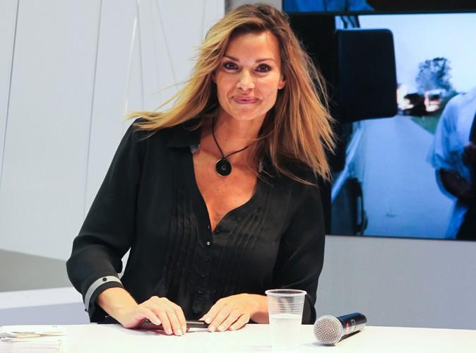 Ingrid Chauvin : en plein tournage de son nouveau téléfilm, elle pense à ses fans !