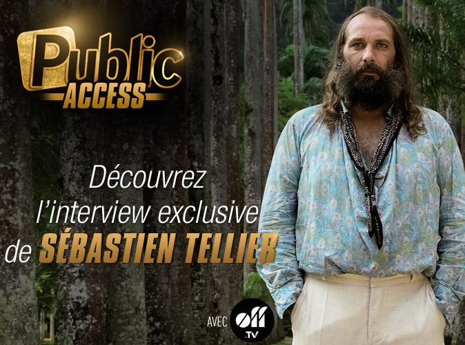 """Exclu Public : Sébastien Tellier : """"Je suis une grande carcasse gaulée comme un bucheron !"""""""