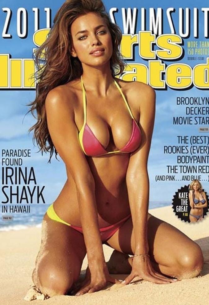 Irina Shayk : la copine de Cristiano Ronaldo affiche sa plastique de ...