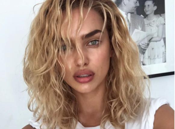 Irina Shayk : Mais pourquoi est-elle devenue blonde?