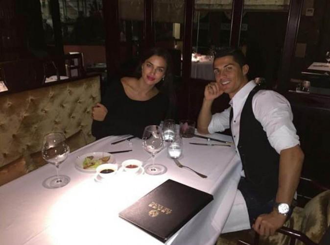 Irina shayk retrouvailles et diner romantique avec for Diner romantique a la maison
