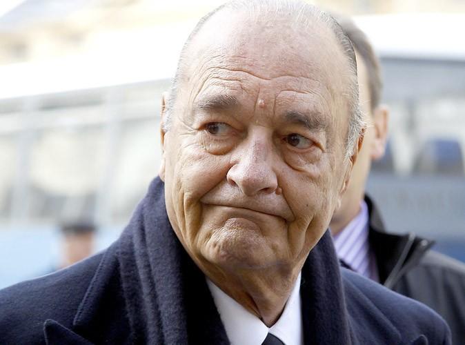 Jacques Chirac : l'ancien président hospitalisé…