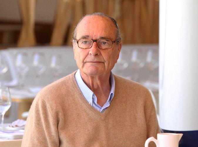 Jacques Chirac : l'ex-président de la République hospitalisé...