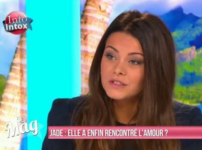 Jade (La Belle et ses princes 3) confirme qu'elle n'est plus un coeur à prendre !