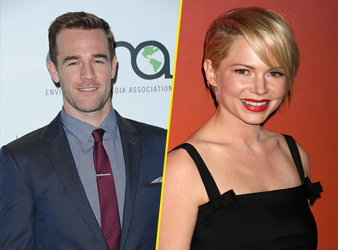 "James Van Der Beek : ""Michelle Williams a toujours été incroyablement intelligente !"""