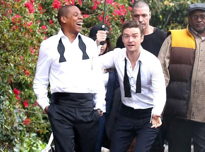 Jay Z et Justin Timberlake : ils préparent une tournée ensemble !