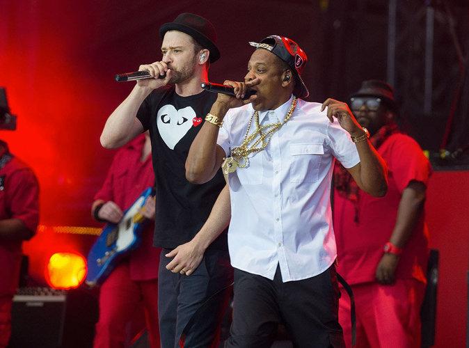 """Jay-Z et Justin Timberlake poursuivis à cause de leur tube, """"Suit & Tie"""""""