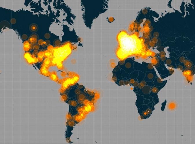 Je Suis Charlie : le hashtag dépasse les 5 millions de tweets !