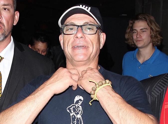Jean-Claude Van Damme : arrêté par la douane juste après les attentats de Bruxelles !