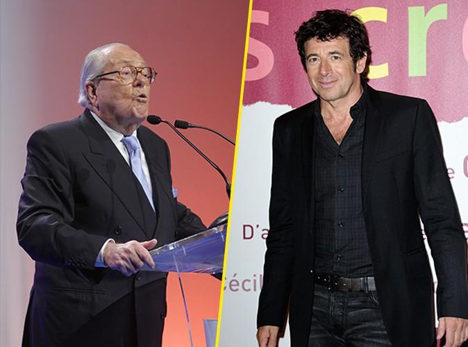 Jean-Marie Le Pen : il s'en prend à Madonna, Patrick Bruel et Yannick Noah… des propos qui font scandale !