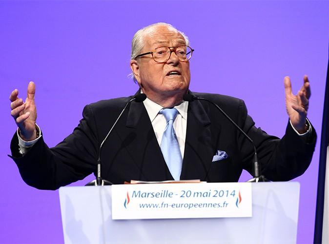 """Jean-Marie Le Pen : """"Je n'ai pas le sentiment d'avoir commis une faute""""… Patrick Bruel a """"la nausée"""" !"""