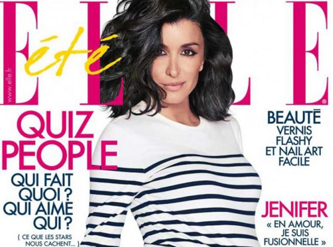 Jenifer : sublime cover-girl, elle affiche avec fierté son baby-bump sur papier glacé !