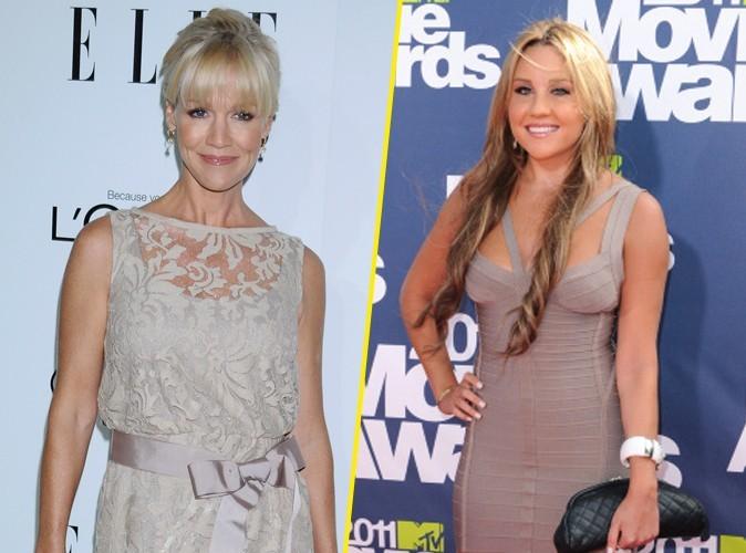 Jennie Garth : elle veut venir en aider à Amanda Bynes !