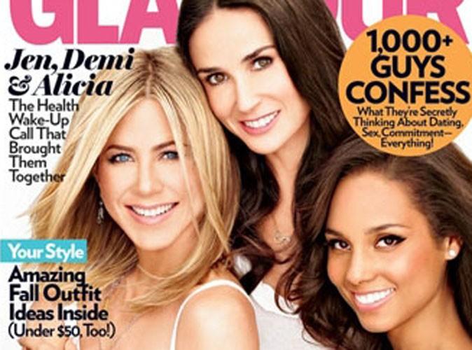 Jennifer Aniston, Alicia Keys et Demi Moore : toutes derrière la caméra contre le cancer !