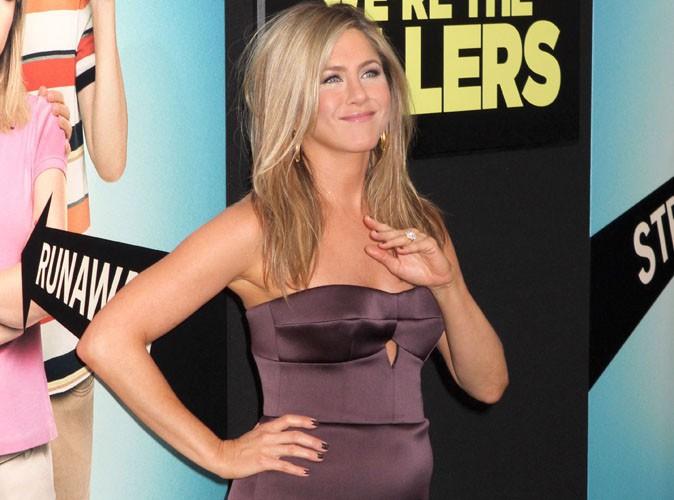 """Jennifer Aniston : """"C'est adorable que les gens veulent tout pour moi... Mais je suis heureuse et contente comme je suis !"""""""
