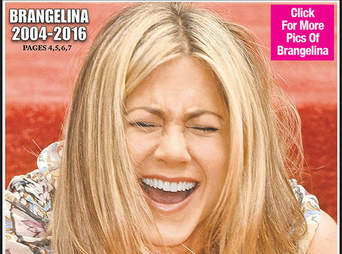 Jennifer Aniston : découvrez la couverture hilarante du New York Post