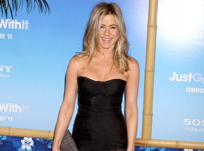 Jennifer Aniston : dur, dur de vieillir !