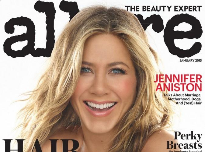 Jennifer Aniston : elle est attristée par ce que l'on dit d'elle !