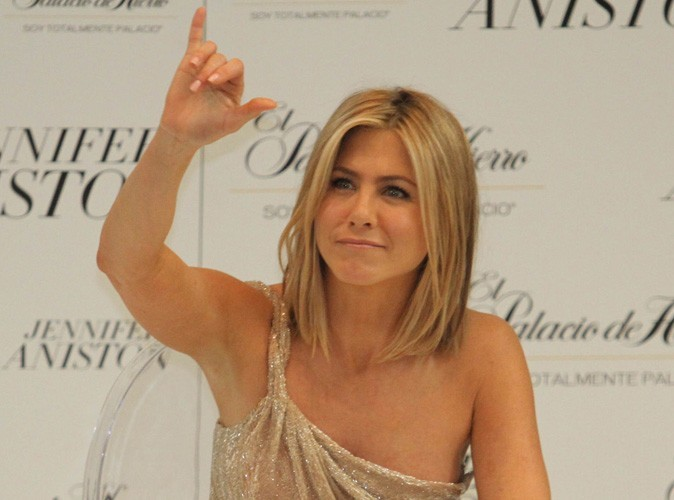jennifer aniston elle s est pris encore un vent elle reste c libataire. Black Bedroom Furniture Sets. Home Design Ideas