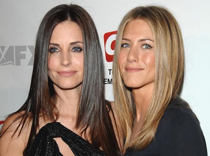"""Jennifer Aniston et Courteney Cox : elles ne seraient plus """"friends"""" !"""