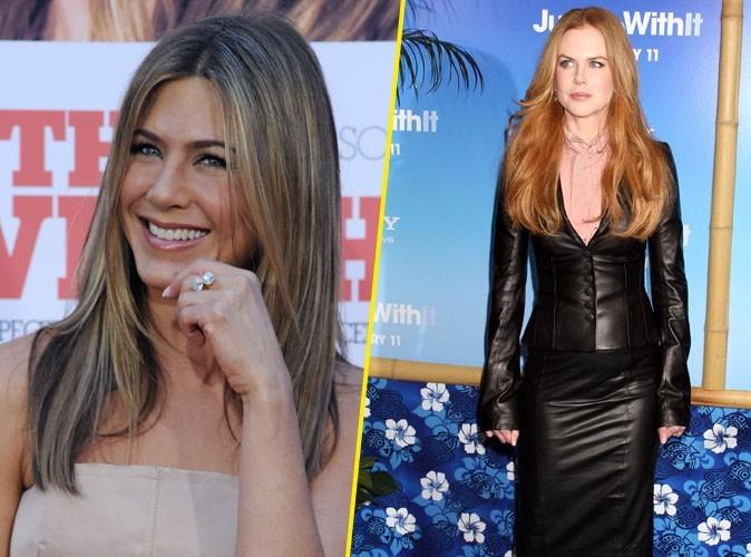 Jennifer Aniston jalouse des abdos de Nicole Kidman !