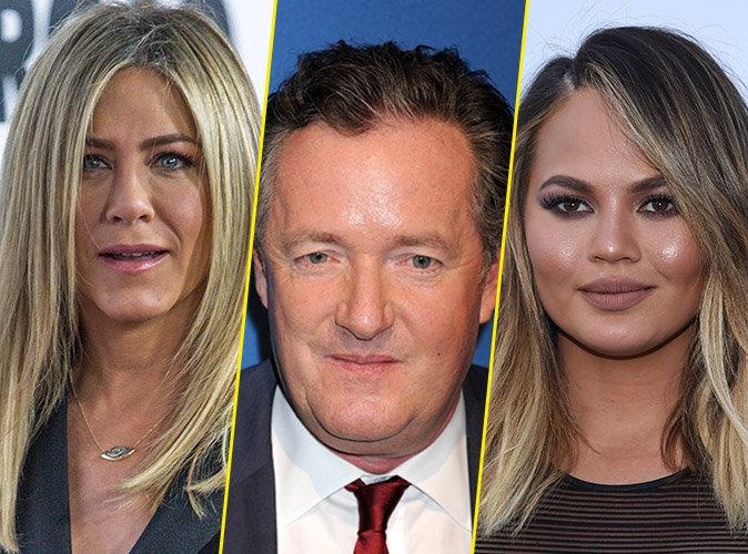 Jennifer Aniston traitée d'hypocrite par un journaliste anglais : Chrissy Teigen prend sa défense avec rage !