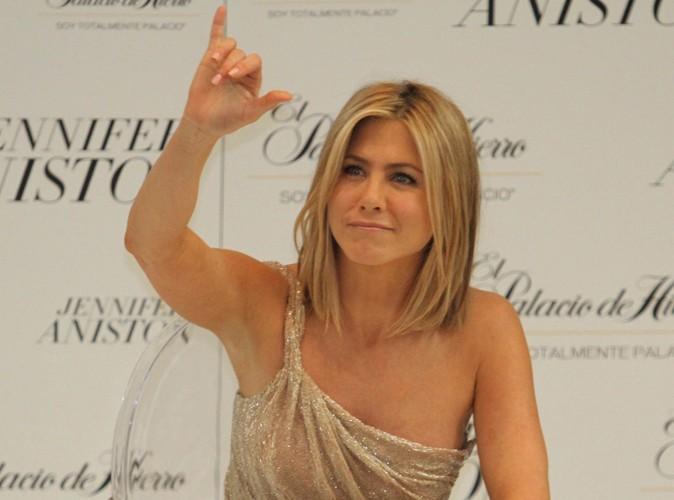 Jennifer Aniston, un fan va tout faire pour l'épouser !