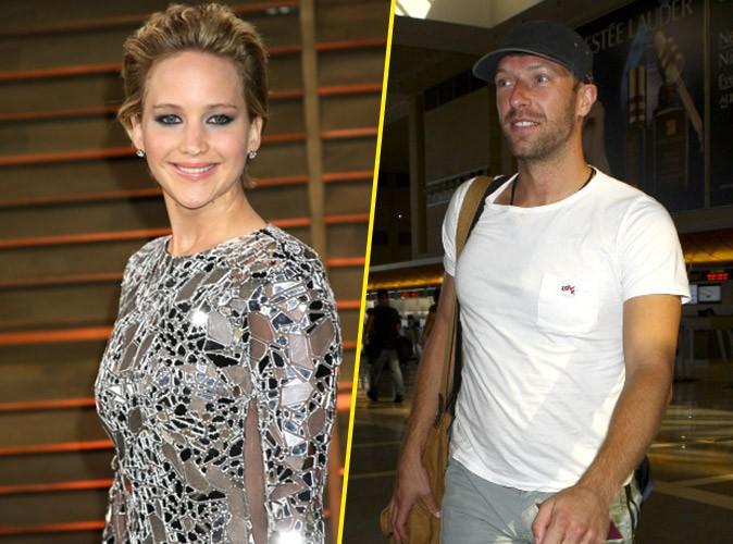 """Jennifer Lawrence : """"Chris Martin est à ses pieds"""" !"""