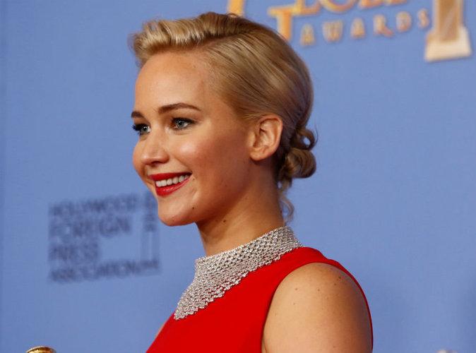 Jennifer Lawrence : découvrez avec quelle chanceuse célébrité elle a passé la Saint-Valentin!