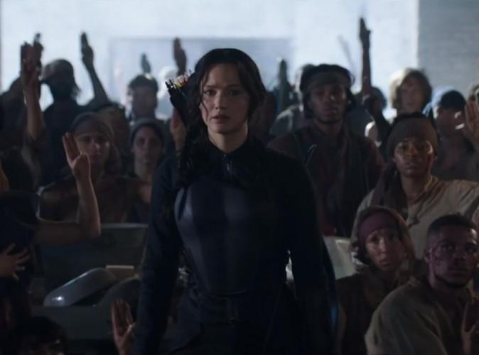 Jennifer Lawrence : découvrez la bande-annonce de Hunger Games : La Révolte Partie 1 !