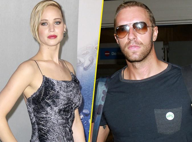 Jennifer Lawrence et Chris Martin : c'est déjà fini !