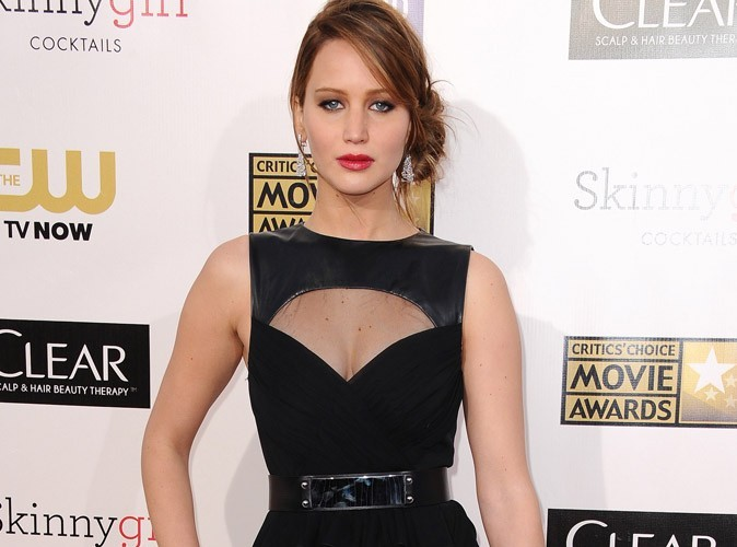 Jennifer Lawrence : la star d'Hunger Games célibataire !