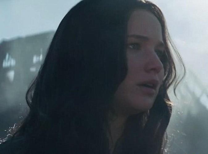 Jennifer Lawrence : les premières images du retour de Katniss dans le District 12 !