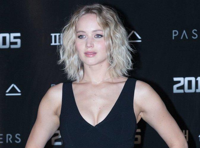 Jennifer Lawrence : prise en flagrant délit de pole dance, elle met les choses au clair !