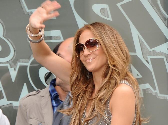 Jennifer Lopez : elle a amené ses jumeaux à Disneyland !