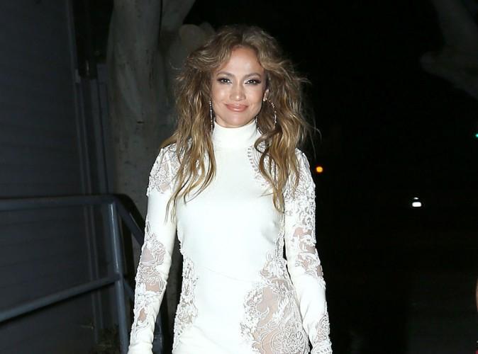 Jennifer Lopez : elle pense encore � Marc Anthony !