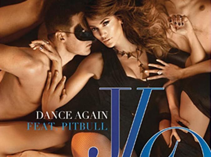 Jennifer Lopez : elle se dévoile torride et entourée de mecs sexy sur la pochette de son nouveau single !