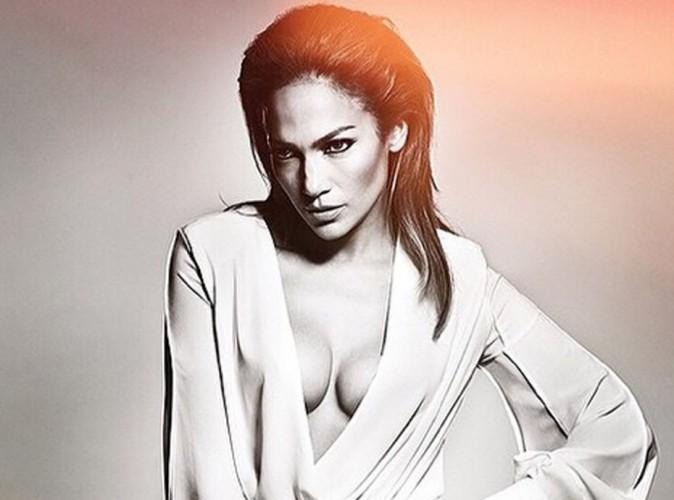 Jennifer Lopez : son engagement salu� et sa poitrine retouch�e dans Variety !