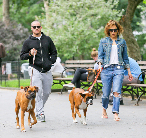 Jennifer Lopez trompée, elle quitte Casper Smart