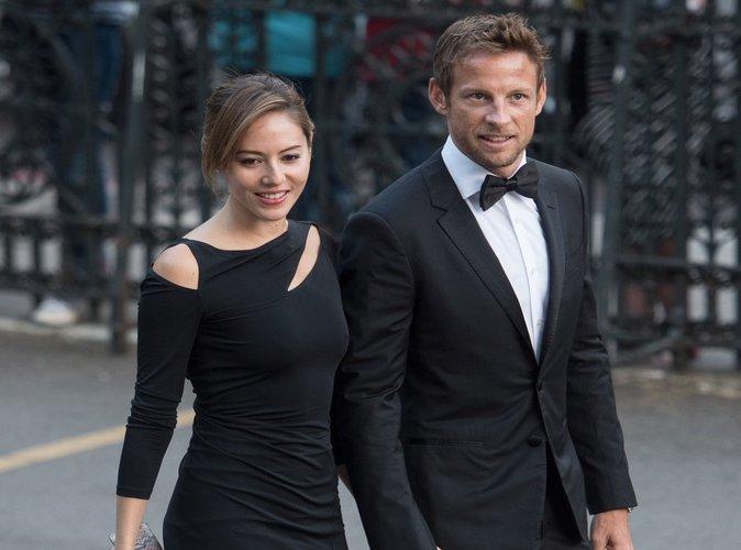 Jenson Button divorce de Jessica Michibata : Un an de mariage et puis s'en va !