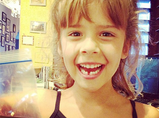Jessica Alba : Honor Marie a perdu sa première dent !