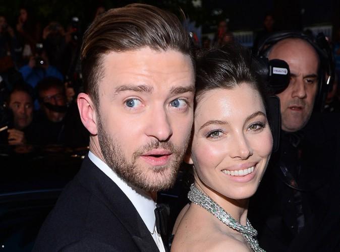 Jessica Biel a accouch�, Justin Timberlake est papa !