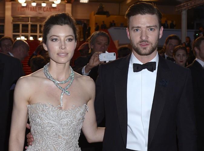 Jessica Biel : elle a f�t� son 32e anniversaire avec Justin Timberlake !
