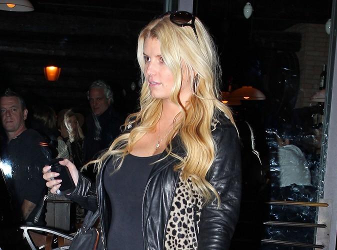 Jessica Simpson : elle négocie déjà son régime post-grossesse pour 4 millions de dollars!
