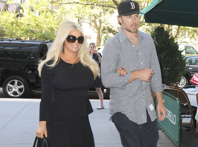 Jessica Simpson : son couple dans la tourmente !