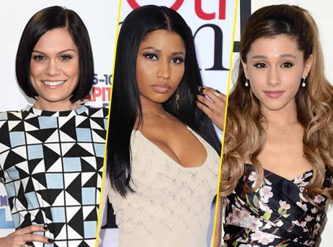 Jessie J, Nicki Minaj et Ariana Grande : le trio girly s'offre une belle collaboration !
